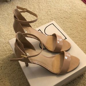 *BP 'Luminate' Open Toe Dress Sandal OBO
